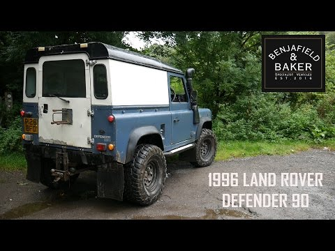 Daily drivers: Land Rover Defender 90
