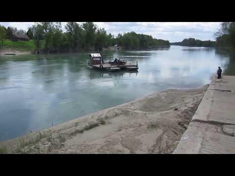 Turistički vodič-Skela na rijeci savi  Oborovo Sisak