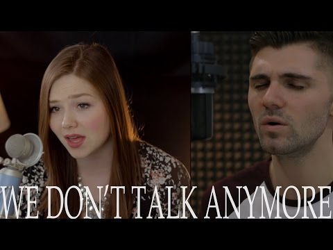 we-don't-talk-anymore---charlie-puth-ft.-selena-gomez-(cover-by-ben-woodward-&-kim-leitinger)