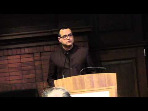 Vijay Prashad talks about Letters to Palestine (Verso, 2015)
