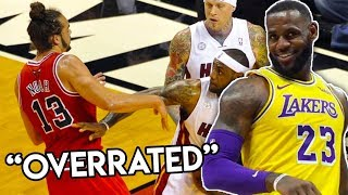 9 Players Who Trash Talked Lebron & Regretted It!