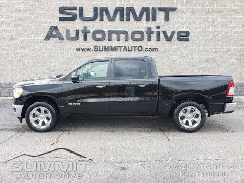 20T6 2020 RAM 1500 BIG HORN WALK AROUND REVIEW FIRST LOOK www.SUMMITAUTO.com