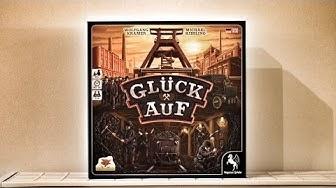Glück Auf - Brettspiel Test - Board Game Review #6