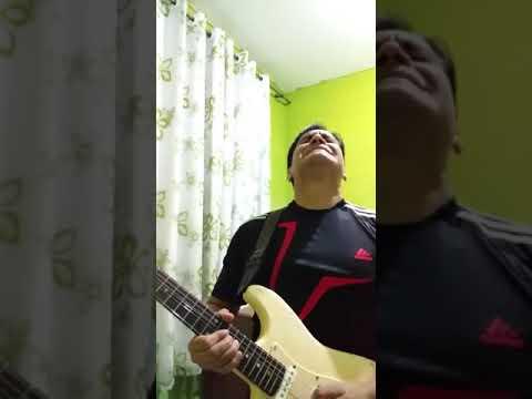 Junior Maia Solo da música PRA TOCAR NO MANTO ( Trazendo a arca)