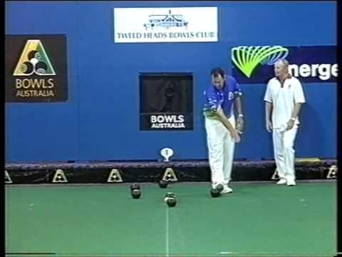 2002 Aust V England Indoor Pairs