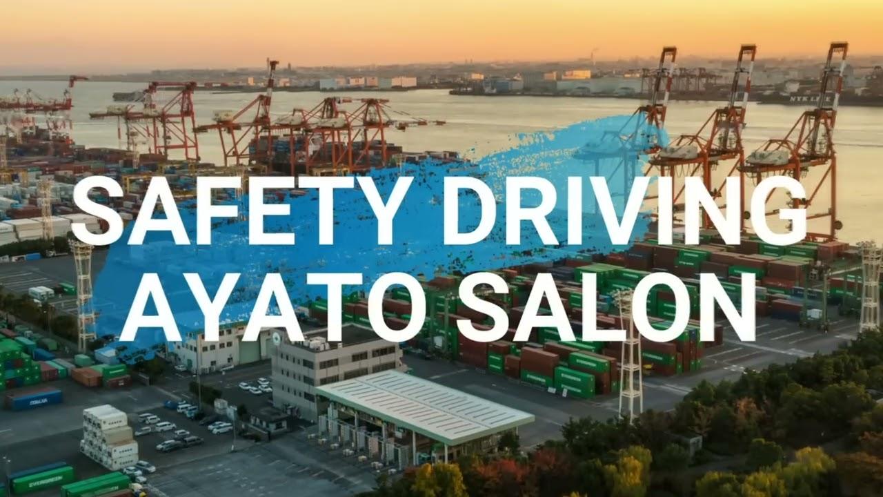 乗用車にぶつかってきた 大型トラックを捕まえたら 警察沙汰になった