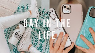 DAY IN THE LIFE // Day 2 of training + Casely unboxing! YouTube Videos