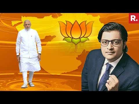 6 Straight Terms For BJP In Gujarat | The Debate With Arnab