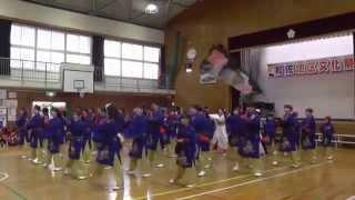 紀州龍神 和佐地区文化祭 2014