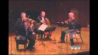 Tokyo String Quartet plays Beethoven, String Quartet in F minor,