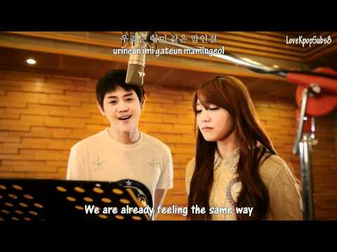 Yoseob & Eunji - Love Day MV [English subs + Romanization + Hangul] HD