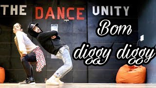 Bom diggy diggy  Dance choreography