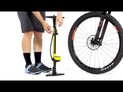 Topeak JoeBlow Sport III Bicycle Floor Pump