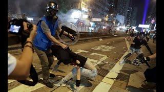 香港风云(2019年10月22日)香港南亚裔认同自己是中国人吗? 陈同佳将如何搅动港台关系?