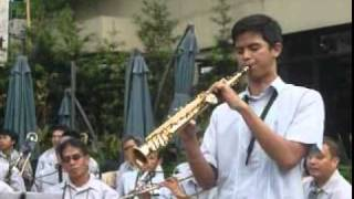 Forever in Love by: Pasig City Band