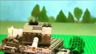 Лего Великая Отечественная война  Блокада Ленинграда