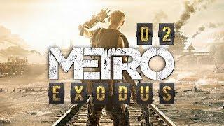 Metro Exodus (PL) #2 - Aurora (Gameplay PL / Zagrajmy w)