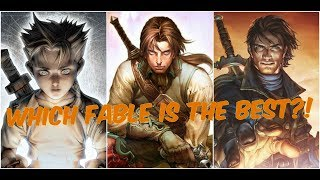 Which Fable is the Best?!