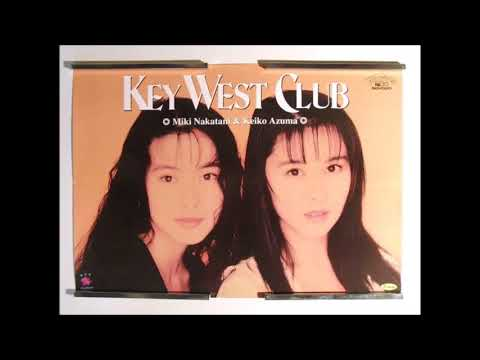 "KEY WEST CLUB ""Yume wa Majolica Senorita"" (夢はマジョリカ・セニョリータ) [live]"