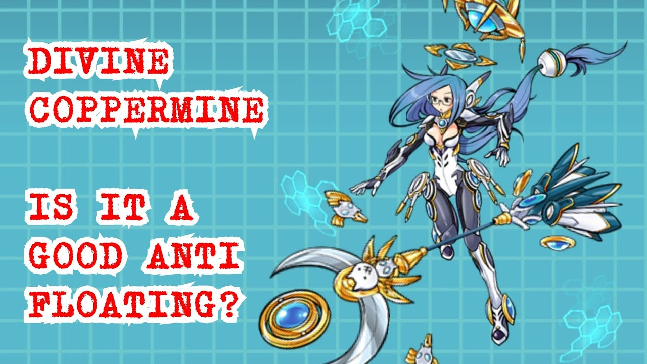 EVOLVE! Divine Coppermine REVIEW [Growing Green] [The Battle Cats]