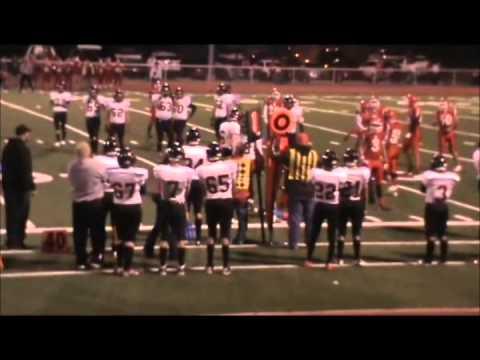 2013 Zane Vandiver ClaytonYellowjacket Highlight Video xvid