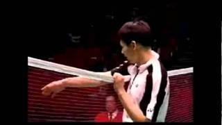 Taufik Hidayat - Natural Badminton