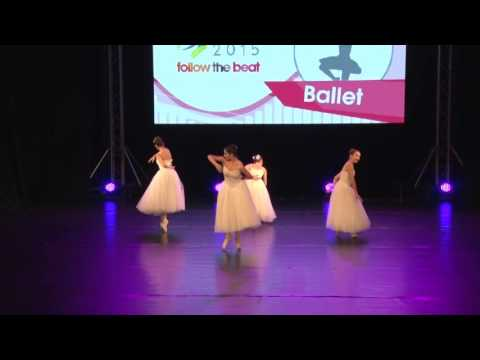 Bucharest Dance Festival 2015 Ballet Group Junior Rank 3