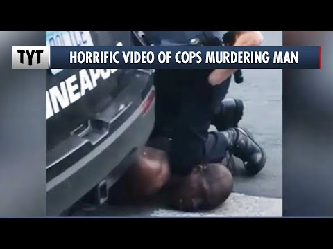 George Floyd Choked To Death By Cop In Minneapolis