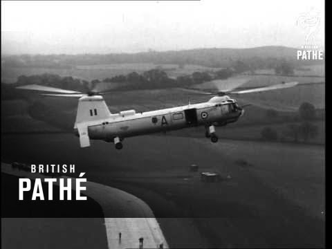 RAF Belvedere Helicopter Squadron  (1961)