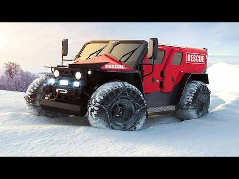 Best all-terrain vehicles in the world