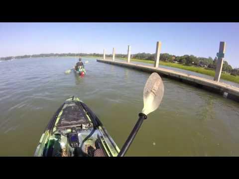 Inshore Fishing Beaufort S.C.