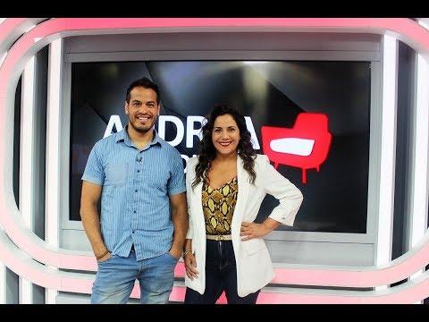 Ernesto Jiménez en Andrea al Mediodía - Programa del 6 de Febrero de 2019