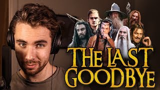 The Last Goodbye | LOTR Impressions Cover