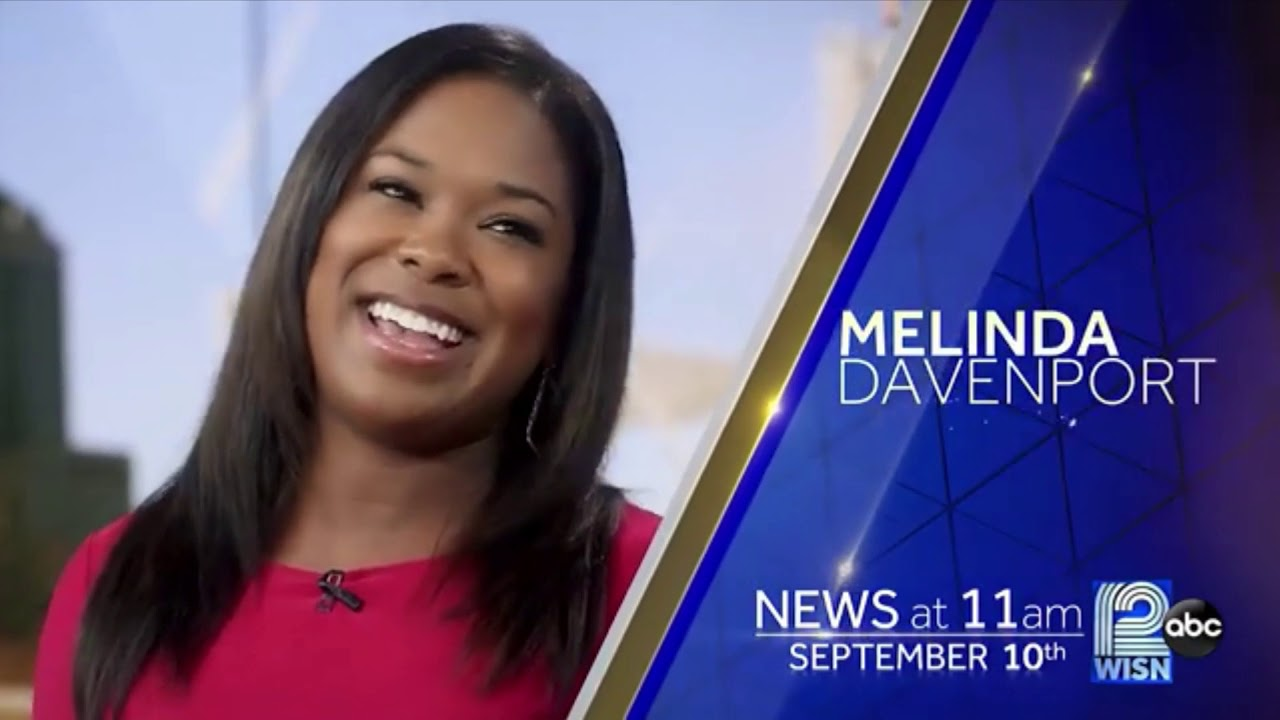 WISN 11 a m  Newscast and New Set Promo
