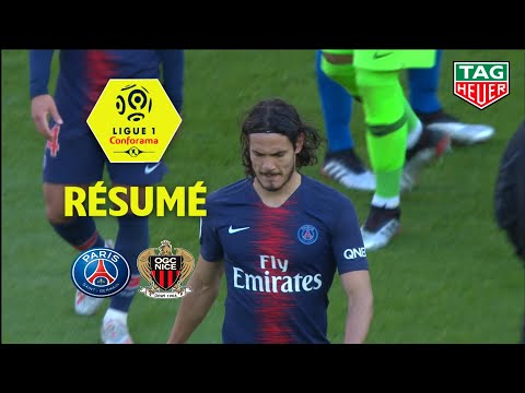 Paris Saint-Germain - OGC Nice ( 1-1 ) - Résumé - PARIS - OGCN/ 2018-19