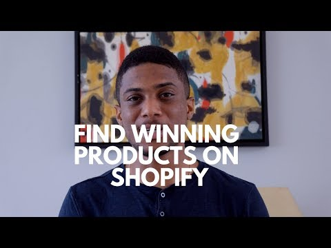 How to Find Winning Products For Your Shopify Site: Rare Methods (Aliexpress Products)