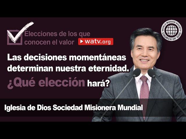 Elecciones de los que conocen el valor [Iglesia de Dios, iddsmm, Ahnsahnghong, Dios Madre]