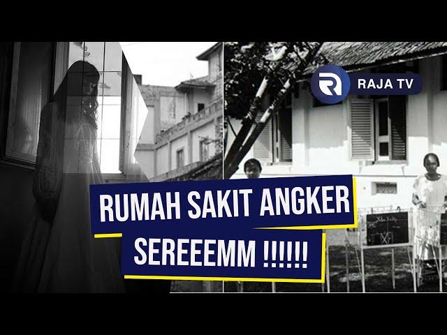Rumah Sakit Paling Angker di Indonesia
