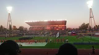 German Bowl XL - 13.10.2018 - Friedrich-Ludwig-Jahn-Sportpark Berlin