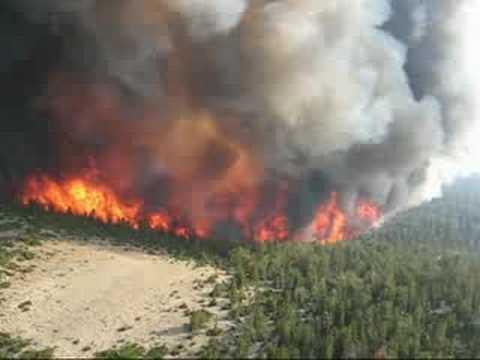 Cascade Fire Crown Run