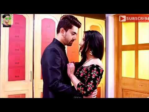 Chand Taron Mein Nazar Aaye Chehra Tera -Avni and Neil - whatshpp status