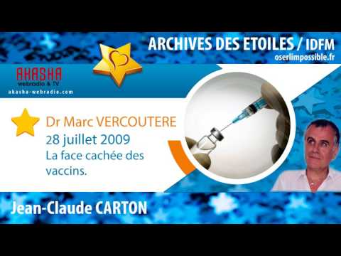 Dr Marc VERCOUTERE | La face cachée des vaccins thumbnail