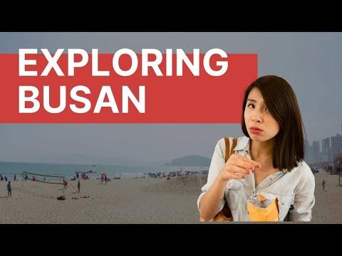 BUSAN, South Korea | Eating and Shopping