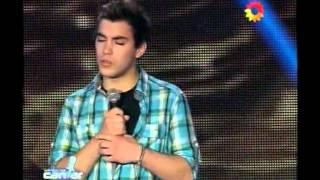 "Ramiro Hittaller - ""Mujer, niña y amiga"" - Soñando por cantar - 19/10/13"