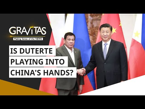 Gravitas: Is Duterte playing into China's hands?
