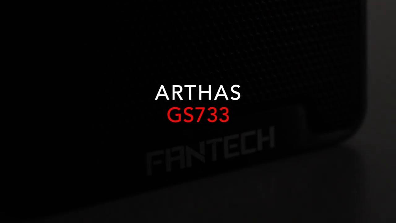 Fantech Arthas Gs733 Hellscream Gs201 Gaming Speakers Youtube Speaker Gs 201