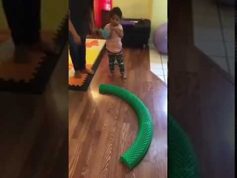 Physical Therapy Training Course for toddler