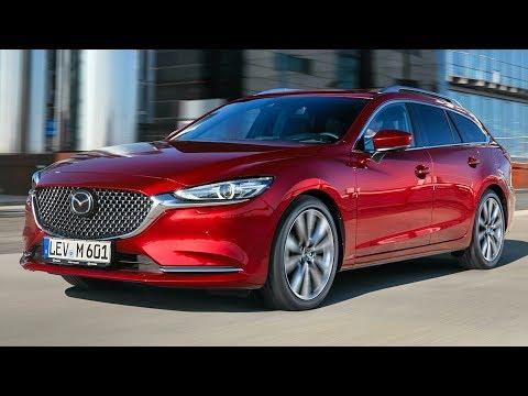 2018 Mazda6 Wagon - Premium Performance and Design