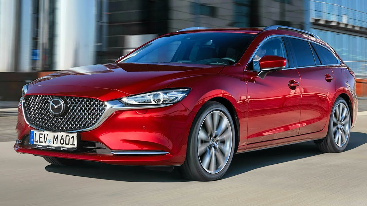 2018 Mazda6 Wagon Premium Performance And Design