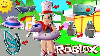 🥳FREE CLOTHES IN ROBLOX (ALL THIS IS FREE)😱ADOPT ME🎂- ROBLOX